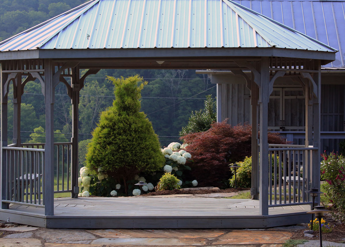 Affordable Gazebo Wedding Venue Knoxville