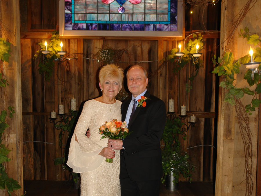 Chapel Wedding Venue In Knoxville Tennessee