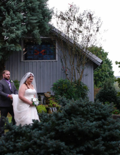 Outdoor Wedding Venue Knoxville TN